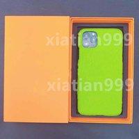 Cas de téléphone mobile de mode 12 cas de téléphone portable, boîte-cadeau iPhone11Promaxxr / xsmax caisse souple 7 8p femelle xr cuir