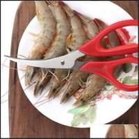Hand Tools Home & Garden Lobster Shrimp Crab Seafood Scissors Shears Snip Shells Kitchen Tool Gwf4425 Drop Delivery 2021 Ehre4