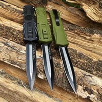 Pocket EDC Automatic utility Front OUT Knife camping Combat tactical Auto hiking New knives the Pwhbx