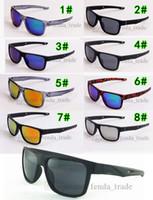 10 قطع نمط جديد ماركة الرياضة pc الرياضة النظارات الشعبية الشمسية للرجال النظارات الشمسية الرياضة في الهواء الطلق نظارات شمسية 8 ألوان النظارات