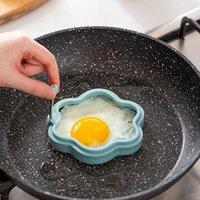 Силиконовые влюбленные в форме сердца омлет пищевые инструменты сорт формы пакет яичный силикагель выпечки творческие кухонные принадлежности