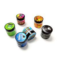 Cancella 3,5 g 60ml Bottiglia di plastica per animali domestici con adesivi Gorilla Glue ZKilez Packs 3.5 Barattolo di imballaggio