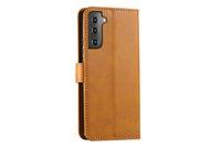Telefon Kılıfı Deri Cüzdan Kılıf Retro Flip Standı Cep Telefonu Kredi Kartı Yuvaları Samsung S21 Artı S20 Ultra S10 Lite Note 20 Ultra Not 10 9 8