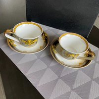 Design clássico conjunto de café unisex conjunto de chá de viagem de viagem de Natal caixa de presente de Natal