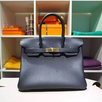 Designer Bags Big Women's Luxury Platinum Bag h Home Layer Cowhide Net Red New Fashion Brand Leather Top Grade