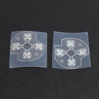 Abxy Çapraz Düğme DPAD D-Pad Metal Dome Yapış Dome PCB Kurulu İletken Film Sticker Xbox One Controller Onarım Parçası Hızlı Gemi için