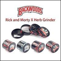 Altro Electronics Est elegante 4 Level Dry 40 / 50/55 / 6m Size Dimensioni Herb Grinder VS Sharpstone Smerigliatrici Backwoods Consegna a goccia 2021 PPYWR
