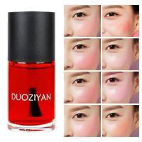 Blush 1 Pc 8 Colors Makeup Face Liquid Blusher Waterproof Long Lasting Lip Natural Cheek Base Contour