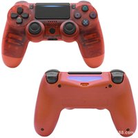 PS4 Wireless Bluetooth Controller Controlador Bluetooths sem fios Vibration Joystick Gamepad Game Controllers Ps3 Play Station With Retail