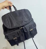 الرجال الأسود الظهر المظلة النسيج قماش ظهره الصليب الجسم حقيبة packsack رسول حقيبة حقيبة للماء المرأة قماش حقيبة محفظة