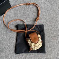 Fashion Shoulder Bag 2021 ladies designer luxury Handbag brand counter foreign style exquisite supplier messenger Wallet factory sales discount price