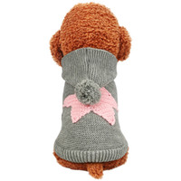 Vêtements de chien Teddy Puppy Dog Français Bulldog Chihuahau vêtements chien automne hiver chat vêtements vêtements nordique Starfish Pull