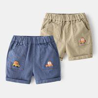Children's Casual Shorts 2021 Summer Baby's Capris