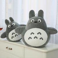 Babiqu 1 stück 30-70cm Daunenbaumwollschling Totoro Hangable Plushtoy weiche gefüllte Puppe Filmbild Tierkind Kind Kawaii Schönes Geschenk