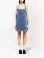 Женщины мода платье джинсовые без рукавов и короткие рукава весна для леди тонкие платья с молнией платья с молнией платье мешок отрегулировать классические рубашки