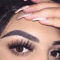 False Eyelashes 4 Boxes 8D Faux Mink Wispy Fluffy Lashes Reusable Thick Messy Handmade Eye Extension