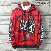 hoodies Camouflage Men Hoodies Hip Hop Streetwear Print Sweatshirts Skateboard  Women Trui Male Hooded