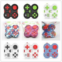 Fidget Cube Toys Stress Relief Squeeze Fun Decompression Anxiety Attention Magic busy Children adults Gift Four-page controller