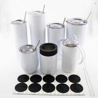 Coaster en caoutchouc auto-adhésif 3M de haute qualité pour 15 oz 20 oz Boites de gobelets pâtables de tasses de protection en caoutchouc