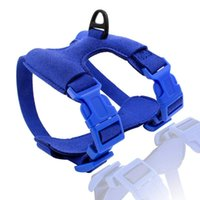 Dog Apparel 1 Pc Breathable Harness Leash With Adjustable Straps Pet Car Automotive Seat Safety Belt Chest