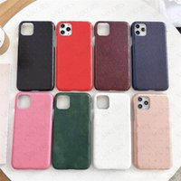 Luxuious Designer Cellphone Cases for iPhone 13 13pro 13mini 12 mini 12pro 11 11PRO X Xs Max Xr 8 7 6 6s Plus Leather Skin Shell Case Cover Samsung s21 s20 s9 s8 Note 20 10 9