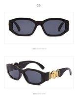 YENI VE4361 Erkekler ve Kadınlar için Büyük Çerçeve Güzellik Kafa Güneş Gözlüğü
