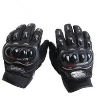 Women Men Full Finger Motorcycle Gloves Outdoor Sports Mountaineering Protective Glove Touch Screen Antifall Protection Mittens