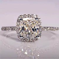 Size5 6 7 8 9 10 Victoria Weick Jewelry 925 sterling silver filled White sapphire Gem Zirconia gold Women Wedding Engagement band ring gift