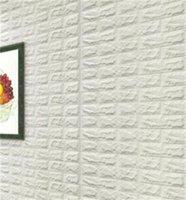 Papiers muraux Fonds d'écran de décoration à la maison pour salon 3D papier peint auto-adhésif gaufré étanche imperméable insonorisé sticker mural 99 v2