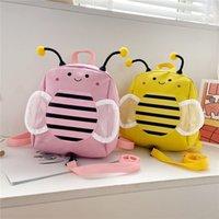 귀여운 미니 소녀 가방 패션 꿀벌 키즈 가방 여자 어깨 가방 키즈 메신저 가방 아이 지갑 여자 지갑 어린이 가방