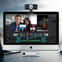 웹 카메라 HD 1080P 웹캠 내장 마이크 포커스 고급 비디오 호출 카메라 CMOS PC 노트북 블랙