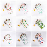 28 Styles Infant Muslin Blanket INS Baby Swaddle Wrap Strawb...