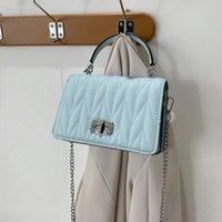 حقيبة يد كوسين pm كيس تنقش الجلود مصمم الصليب مقبض M57790 مصمم إمرأة سلسلة محفظة Luxurys M57913 محافظ M57792 BAY BO JGEF