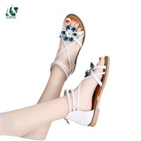 Sandalet kadın bayanlar ayakkabı kadınlar için düz Avrupa kadın sandles platformu