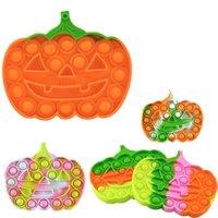 Партия красочные Хэллоуин тыква грызун Pioneer головоломки декомпрессионный игрушка детский настольный палец пресса