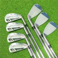 Kompletter Satz von Clubs Golf Romaro Ballista 501 Eiseneisen 4-P Graphitwelle R / S Flex Headcover