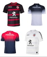 Toulouse Munster City Rugby Jersey 2021 New Home Away 2020221 Toulouse Stadium League Jersey BluePrint Louse Jersey Leisure Sports 3xl 4xl 5