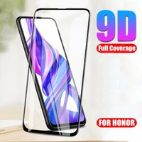 9D Tempered Glass on the For Huawei Honor 9X 9A 9C 9S X10 Screen Protector 8X 8A 8C 8S 20S 30S 9i 10i 20i Film