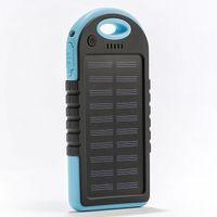 شاحن الطاقة الشمسية متعددة الألعاب الطاقة الشمسية 5000MA لوحة للطاقة الشمسية شاحن الهاتف المحمول DC USB الناتج OEM وخدمة ODM