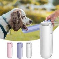 الأطباق القط الأطباق الحيوانات الأليفة الكلب زجاجة المياه المحمولة شرب المغذية السلطانية تغذية ل جرو الكلاب في الهواء الطلق المنتجات
