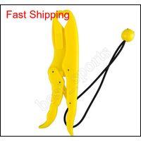 Pescador ABC Plásticos Pescado Equipo Equipo de Galfish Controlador Pesca Grip Floating Gripper Tackle NDV HairClippers2011