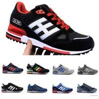 Yeni Toptan Editex Orijinaller ZX750 Sneakers Mavi Siyah Gri ZX 750 Erkek ve Bayan Atletik Nefes Rahat Ayakkabı Boyutu 36-45 T5-B3