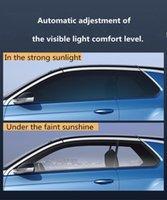 HOHOFILM 50cmx300cm Photochromic Film 45%-75% VLT Car home Window Tint Heat Rejection Sun Control Window Sticker uv proof PET