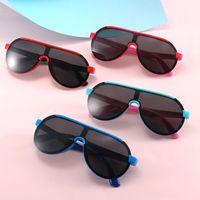 نظارات شمسية تطفو سيليكون مع عدسات متكاملة