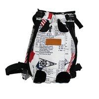 حقيبة سفر تنفس كلب القط الناقل itfits للكلاب شبكة الكلب الاشياء لوازم جرو اكسسوارات حاملات حقيبة خارجية