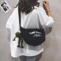 Evening Bags High-quality Letter Printing Large-capacity Canvas Bag All-match Crossbody Shoulder Fashionable Satchel Handbag Designer Cc
