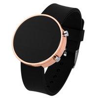Tasarımcı Lüks Marka Saatler LED Spor Kadınlar ES Erkekler Dijital Üst Bayanlar için Reloj Hombre