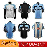 2014 2000 1998 Retro Lazio Soccer Jerseys 10 Crespo 9 Salas 11 Mihajlovic 21 inzaghi magly da calcio 00 01 Vintage Football Shirts Italia