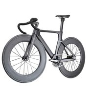 2021 Ican Professional Carbon Track Complete Bike UD Matte Truck Fork Single Speed Carbon Bicycle Fix Bikes 2021-ABCD #