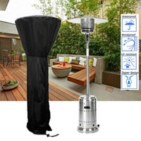 Other Household Sundries Patio Heater Cover Heavy Duty Gas Pyramid Outside Waterproof Furniture Protector All-Purpose Covers Merchandises
